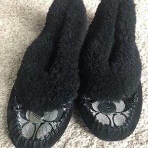 Coach Arlene slippers
